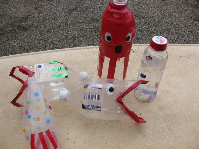 水遊び手作り玩具 | 泉町保育園 ...